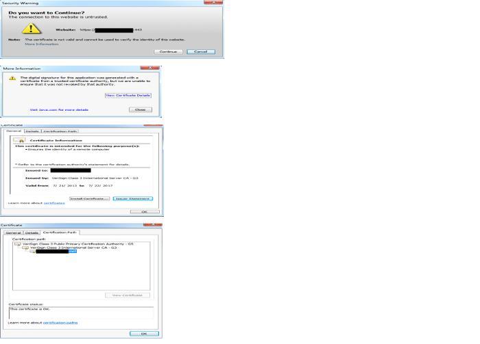 javax net ssl SSLException: Received fatal alert